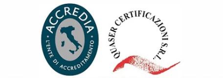 SISTEMA GESTIONE QUALITÀ CERTIFICATO UNI EN ISO 9001:2015